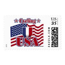Cycling USA Postage