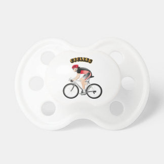 Cycling without Text Pacifier