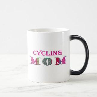 CyclingMom Magic Mug
