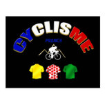 Cyclisme France Cycling Gift Ideas Postcards