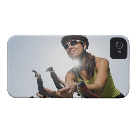 Cyclist 2 iPhone 4 cover