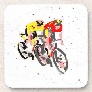 cyclist coaster