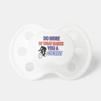 CYCLIST PACIFIER
