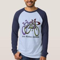 Cyclist Santa Barbara T-Shirt