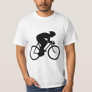 Cyclist Silhouette. T-Shirt