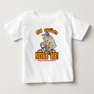 Cyclists Baby T-Shirt