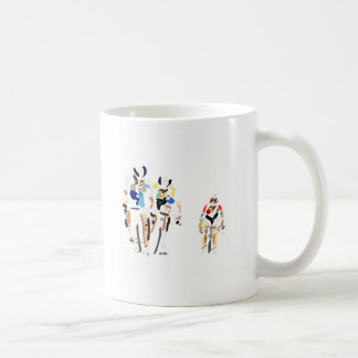 Cyclists Coffee Mug