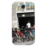 Cyclists Galaxy S4 Cases