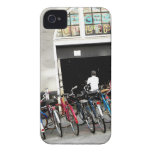 Cyclists iPhone 4 Covers