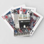 Cyclists Poker Deck
