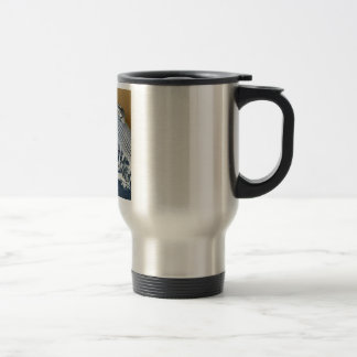 Cyclocactaceae 15 Oz Stainless Steel Travel Mug