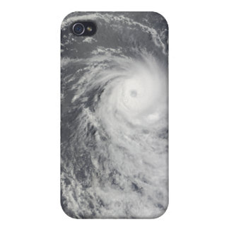 Cyclone Anja over the Southern Indian Ocean iPhone 4/4S Covers