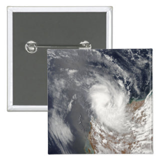 Cyclone Dominic off the shore of Western Austra Buttons