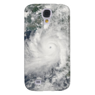 Cyclone Giri moves ashore over Burma Galaxy S4 Cover
