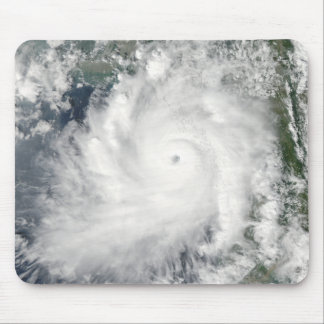 Cyclone Giri moves ashore over Burma Mouse Pad
