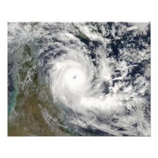 Cyclone Ingrid Photo Print