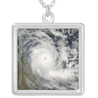Cyclone Ingrid Silver Plated Necklace