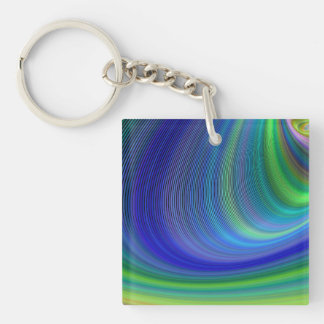 Cyclone Keychain