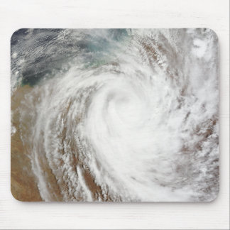 Cyclone Laurence moves far inland Mouse Pad