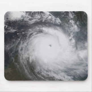 Cyclone Monica in the south Pacific Ocean Mouse Pad