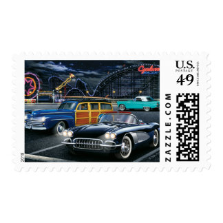 Cyclone Racer Postage