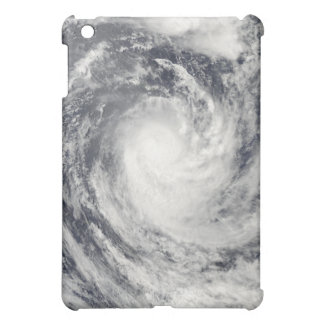 Cyclone Rene over the South Pacific Ocean iPad Mini Cases