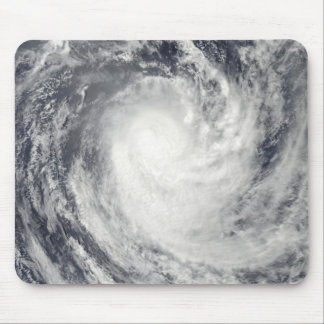 Cyclone Rene over the South Pacific Ocean Mouse Pad