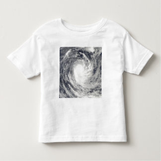 Cyclone Rene over the South Pacific Ocean Tee Shirt