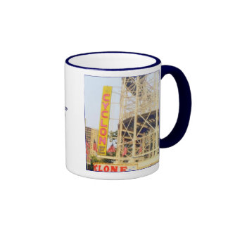 Cyclone Rollercoaster Mug