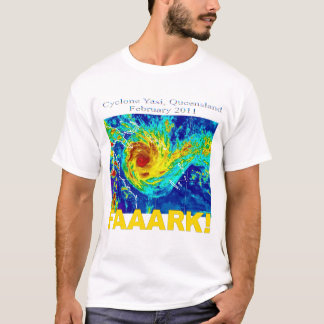 Cyclone Yasi - Queensland, February 2011 T-Shirt