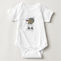 Cyclopic body baby bodysuit