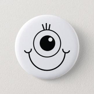 Cyclops Magellan Pinback Button