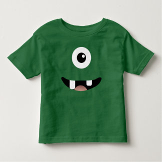 Cyclops One-Eyed Monster Funny Halloween Costume Tshirts