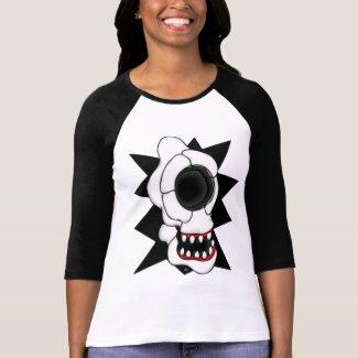 CYCLOPS SKULL 2 shirt
