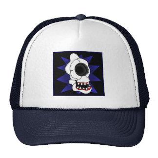CYCLOPS SKULL 5s Trucker Hat