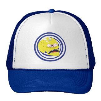 Cyclops Skull Hat