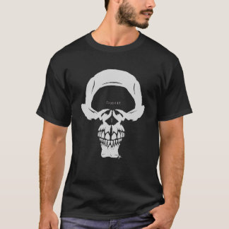 Cyclops Skull T-Shirt