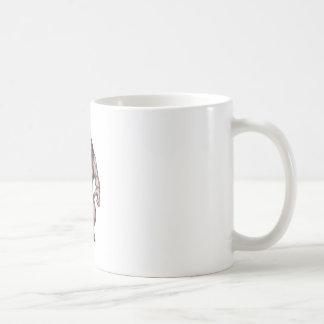 Cyclops Standing Tattoo Coffee Mug
