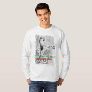 """Cycloptopods Rule"" Long Sleeve T-Shirt"