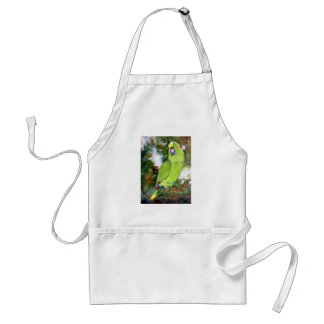 Cydney Yellow Naped Parrot Adult Apron