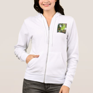 Cydney Yellow Naped Parrot Hoodie