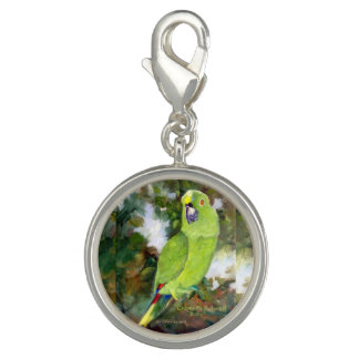 Cydney Yellow Naped Parrot Photo Charms