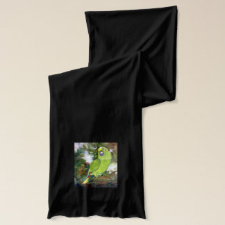 Cydney Yellow Naped Parrot Scarf