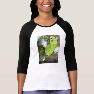 Cydney Yellow Naped Parrot Shirt