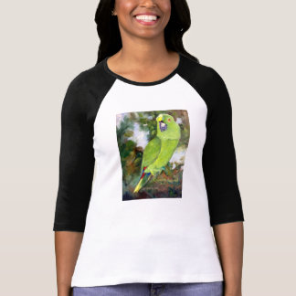 Cydney Yellow Naped Parrot Tees