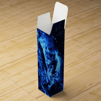 Cygnus Loop Nebula Wine Box