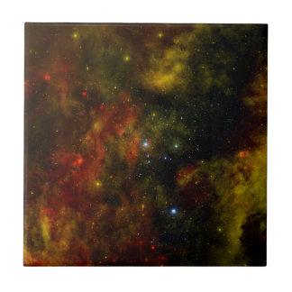 Cygnus OB2 Star Cluster Ceramic Tile