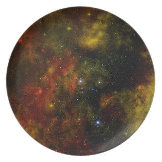 Cygnus OB2 Star Cluster Party Plates