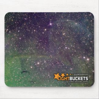 Cygnus X-1 Mousepad de LightBuckets Tapetes De Raton