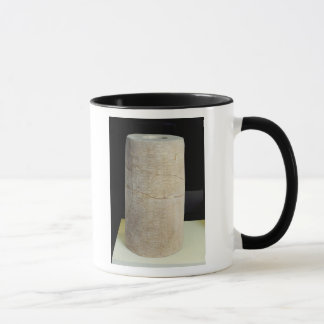 Cylinder B with a votive inscription Mug